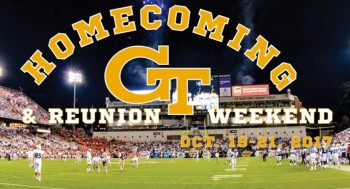 Save the Date: Homecoming & Reunion Weekend